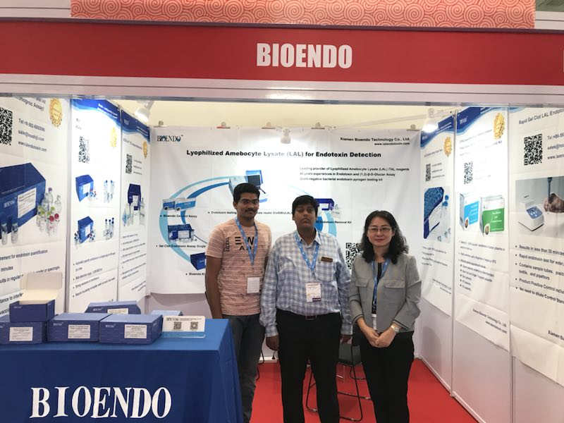 Bioendo attended Analytica Anacon India & India Lab Expo